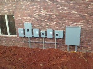 New Commercial Construction Electricians